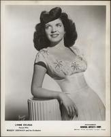 Lynne Stevens featured with Woody Herman and his Orchestra