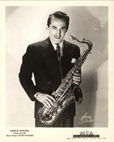 Charlie Ventura featured with Gene Krupa and his orchestra