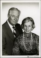 John W. Starr and Martha Jane Starr portrait