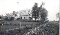 Childhood farm home of L. Perry Cookingham
