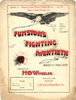 Funston's fighting 20th march