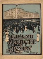 Grand march to Jones'