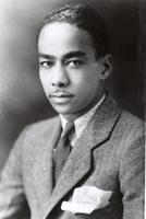 Graduation portrait of Buck Clayton