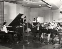 Buck Clayton recording session