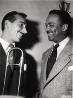 Buck Clayton with Bill Tamper
