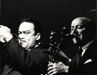 Buck Clayton and Bud Freeman in Tokyo