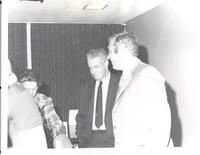 Richard Bolling with Jim Bolling and an unidentified man