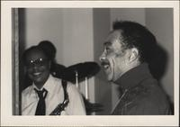 Norris Turney and Buck Clayton
