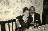Marie Baker and Buck Clayton