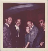 Philly Jo Jones, Buck Clayton, and Red Garland