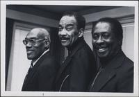 Bull Moose Jackson, Buck Clayton, and Panama Francis