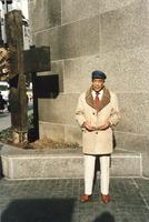 Buck Clayton in the Geneva sun