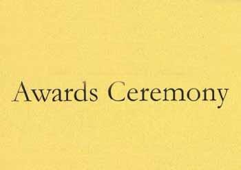 Student Award Ceremony