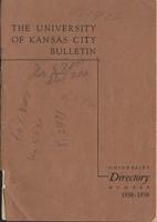 1938 -1939 UKC