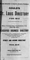 Gould's St. Louis Directory for 1912