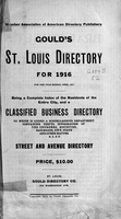 Gould's St. Louis Directory for 1916