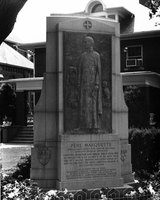 Father Marquette Monument