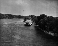 Moored at Starved Rock