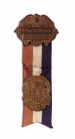 Democratic State Convention, Alternate Ribbon