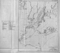The Port of New York Index Map