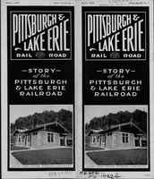 Story of the Pittsburgh & Lake Erie Railroad.