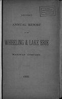 Annual report of the Wheeling & Lake Erie Railway Company