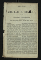 Speech of William H. Seward
