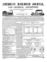 American Railroad Journal December 18, 1845