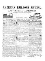 American Railroad Journal February 21, 1846