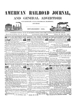 American Railroad Journal May 2, 1846
