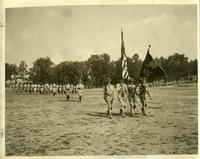 Citizens' Military Training Camp at Jefferson Barracks