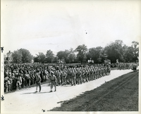 Jefferson Barracks - 1944 Memorial Service