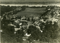 Jefferson Barracks - Aerial View 1935
