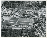 Jefferson Barracks - Aerial View 1947