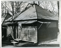 Jefferson Barracks - Cabin Quarters