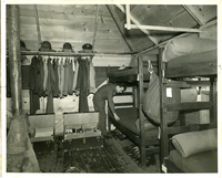 Jefferson Barracks - Cabin Interior