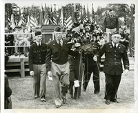 Jefferson Barracks - 1954 Memorial Service