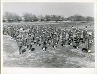 Jefferson Barracks - Marching Band 1942