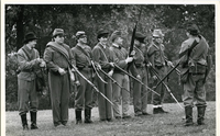 Jefferson Barracks - Civil War Reenactors