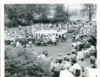 Jefferson Barracks - Wrestling Match