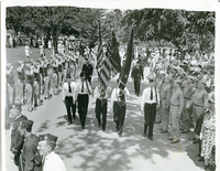 Jefferson Barracks - Memorial Day 1942