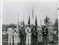 Jefferson Barracks - Centennial Service 1967