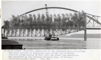Jefferson Barracks Bridge Demolition