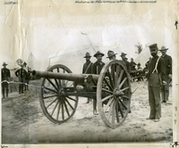 Jefferson Barracks - Camp Stephens Artillery Battery, Spanish-American War