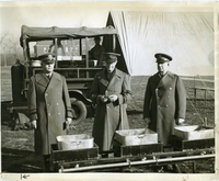 Jefferson Barracks - First Rolling Kitchen in the Army