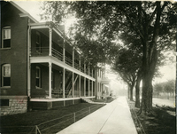Jefferson Barracks - Pre-1900 Soldiers' Quarters