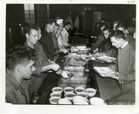 Jefferson Barracks - Christmas Dinner