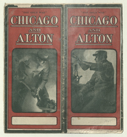 Chicago and Alton 1905 Public Timetable