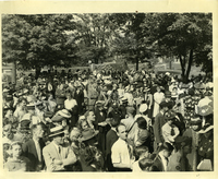 Jefferson Barracks - Memorial Day Crowd