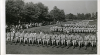 Jefferson Barracks - Sixth Infantry Parade